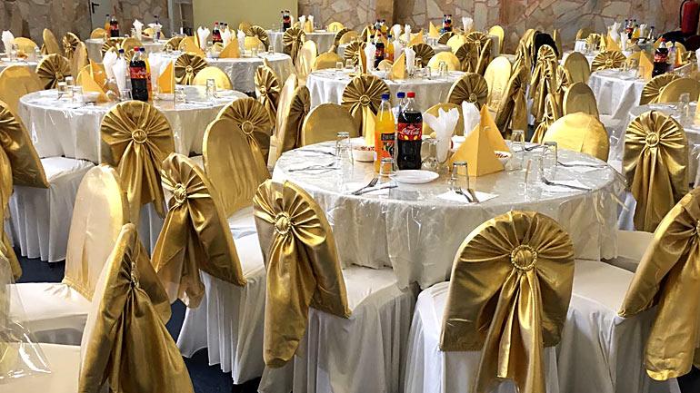 Davetiye ve Şeker Düğün Salonu Frankfurt, Mainz ve Wiesbaden